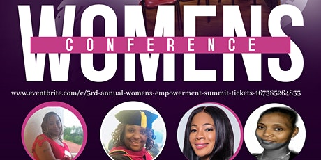 3rd Annual Women's Empowerment Summit tickets