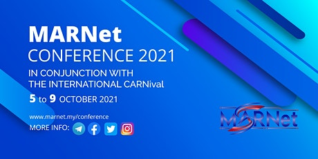 MARNet Conference 2021 tickets