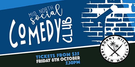 Stand Up Comedy Show at Bonny Hills Hotel tickets