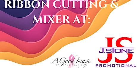 September Mixer & Ribbon Cutting J. Stone - Danville tickets