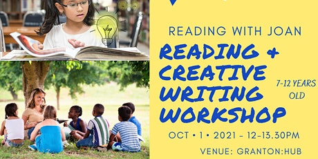 The Land of Punt: Creative Writing for Children with Joan and Ebony tickets