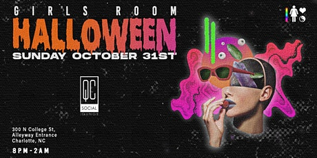 Girls Room HALLOWEEN FEST tickets