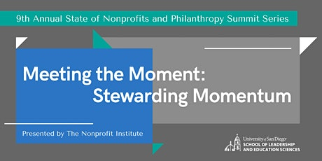 9th Annual State of Nonprofits and Philanthropy Summit Series tickets