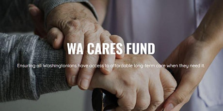 BMHRMA Chapter Meeting - WASHINGTON STATE LONG TERM CARE TRUST, starts 2022 tickets