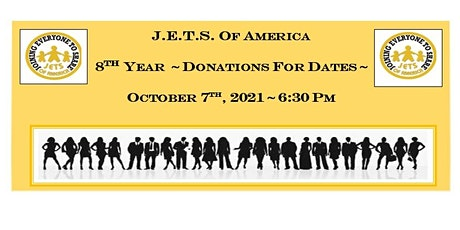 Donations for Dates 8th Year! tickets