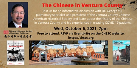 The Chinese in Ventura County tickets
