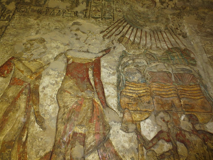 New Insights into Akhenaten's Great Aten Temple with Barry Kemp image