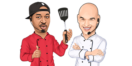 He's The Chef, I'm The Comedian - A Night With Michael Symon & Ricky Smith tickets