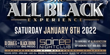 All Black Experience 2022 tickets