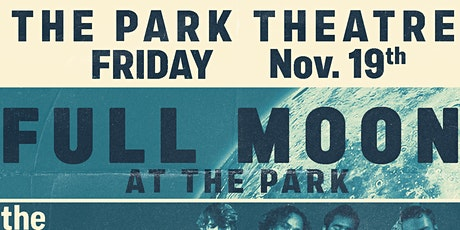 Full Moon at the Park - the Love Letter Writers, The Haileys & Moonfield tickets