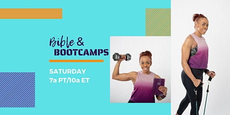 Bible and Bootcamps Class tickets