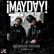Hard To leave Tour MAYDAY & 1TON tickets