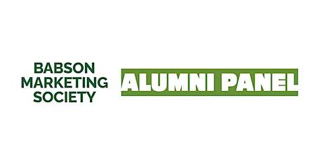 BMS Alumni Panel tickets