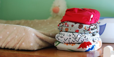 Cloth Nappy Workshop with The Nappy Guru, Kam Andrews tickets