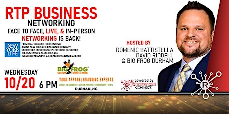 Free RTP Business Rockstar Connect Networking Event (October, RTP) tickets