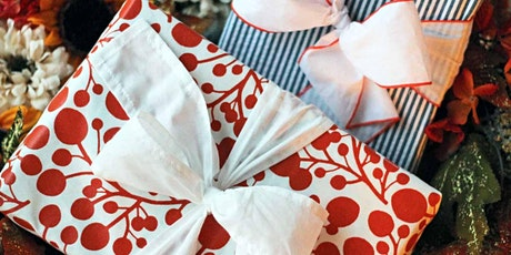 Christmas gift wrapping – Personalised tickets