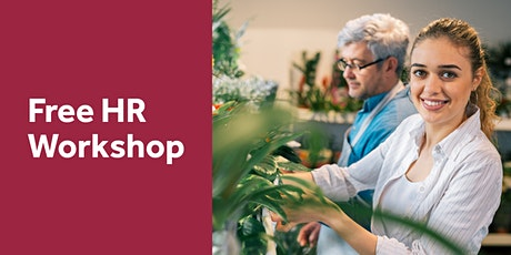 Free HR Workshop: Setting up your Business for Success - Werribee tickets