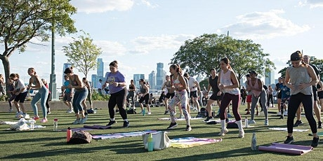 UWIB NYC Presents: Group Fitness with Healthy on the Hudson tickets