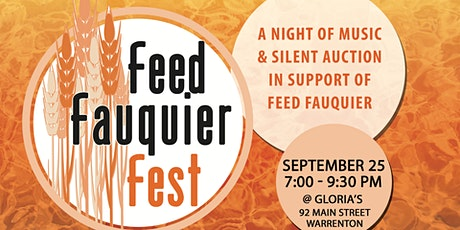 Feed Fauquier Fest - Free Event! tickets