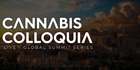 CANNABIS COLLOQUIA - Hemp - Developments In Greece [ONLINE] tickets