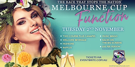 Melbourne Cup Function tickets