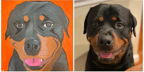Paint Your Pet Paint Fundraiser tickets