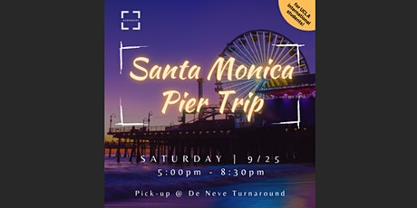 UCLA International Student - Santa Monica Pier Trip tickets