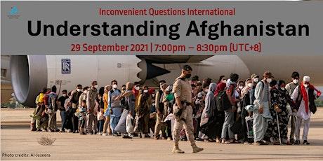 [IQi] Understanding Afghanistan entradas