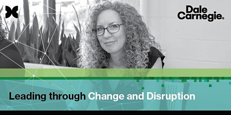 Leading through Change and Disruption tickets