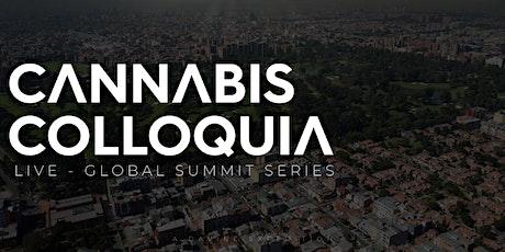 CANNABIS COLLOQUIA - Hemp - Developments In Colombia [ONLINE] entradas