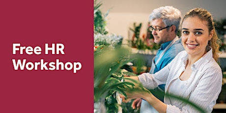 Free HR Workshop: Setting up your Business for Success - Launceston tickets