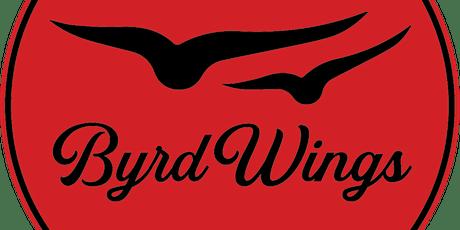 ByrdWings Takes Flight. tickets