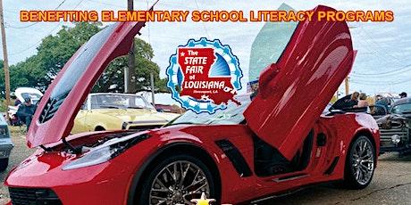 12th Annual Louisiana State Fair Car Show tickets