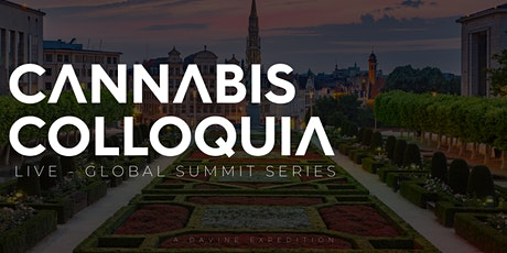 CANNABIS COLLOQUIA - Hemp - Developments In Belgium tickets
