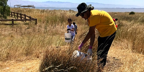 Volunteer Outdoors in East Palo Alto: Beautify the Bay at Cooley Landing tickets