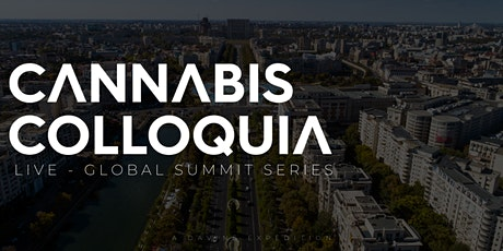 CANNABIS COLLOQUIA - Hemp - Developments In Romania tickets