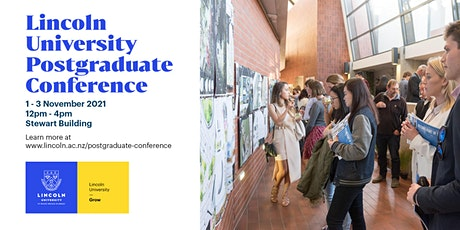Lincoln University Post Graduate Conference 2021 tickets
