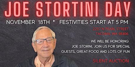 Joe Stortini Day at Joeseppis tickets