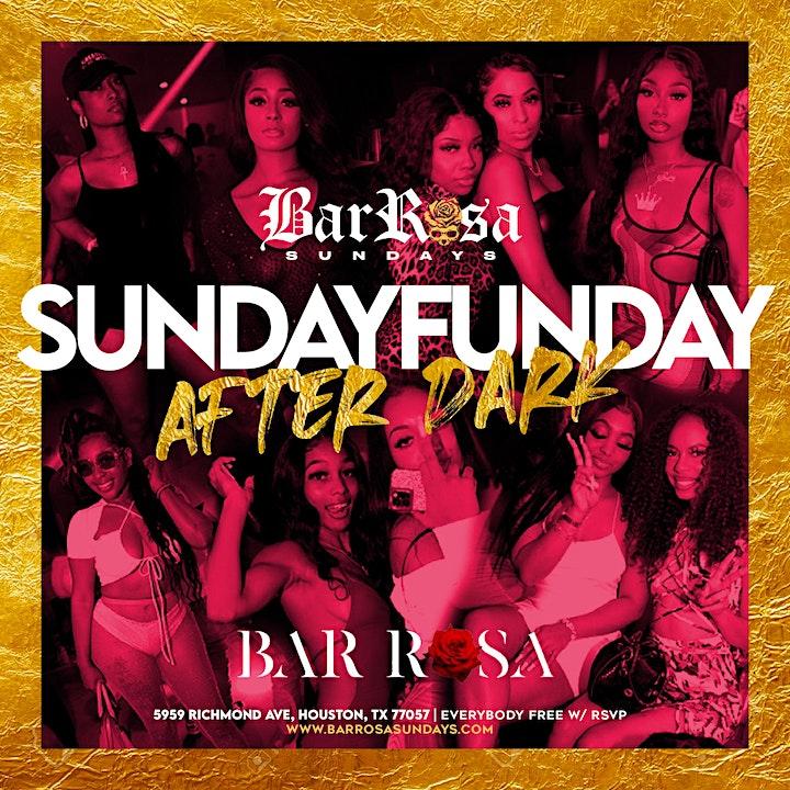 Bar Rosa Sunday's image