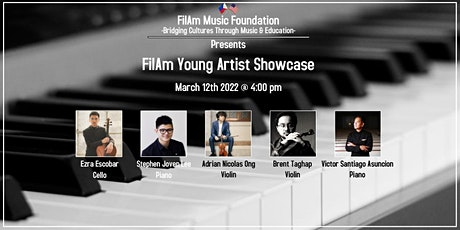 FilAm Young Artist Showcase tickets