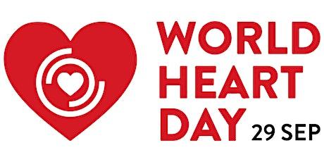 World Heart Day - Research Breakfast Forum - Fiona Stanley Hospital tickets