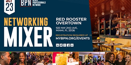 Networking Mixer at Red Rooster tickets