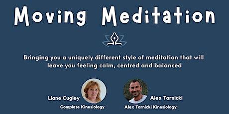 Moving Meditation tickets