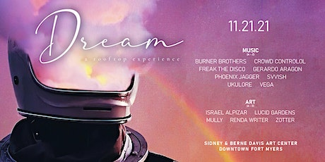 Dream: A Rooftop Experience tickets
