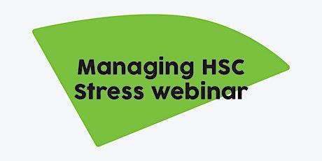 Managing HSC Stress tickets