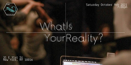 The Moving Orchestra: What Is Your Reality? tickets
