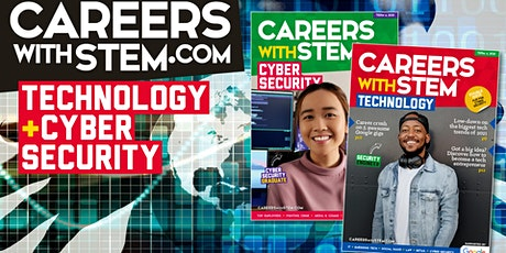 Careers with STEM: Technology & Cyber Security tickets