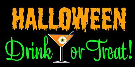 Halloween Drink & Treat tickets