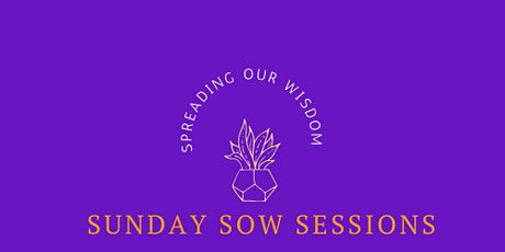 Sunday SOW Session tickets