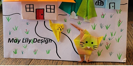 Origami Cat 1 (Teens/Adults Paper Folding Craft Workshop) tickets